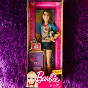 Adorable Skipper Barbie doll
